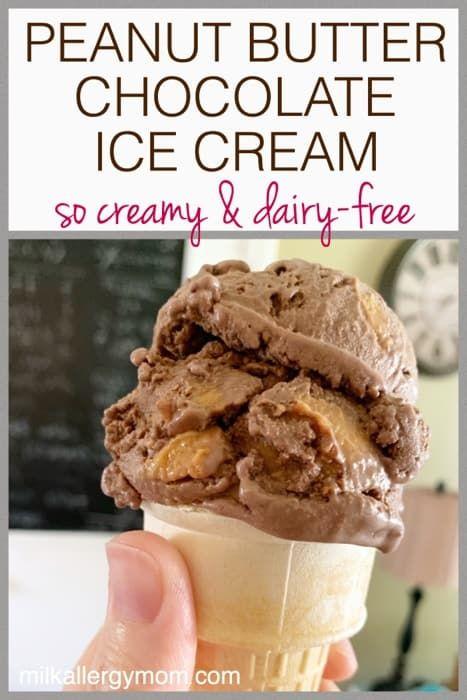 Creamy Dairy Free Ice Cream Recipe Video Ice Cream Recipes