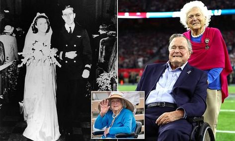 Former First Lady Barbara Bush, 92, has given a rare insight into her
