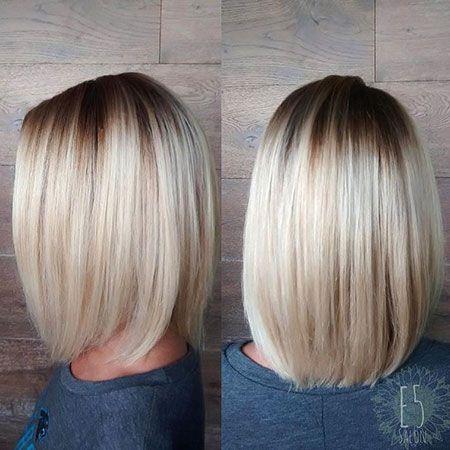 37++ Platinum blonde highlights bob ideas