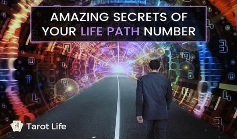 Meaning of Life Path Number & How to Calculate Them. #tarotreading #dailytarot #tarotprediction #tarotapp #numerologyapp