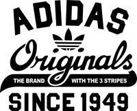 adidas originals logo vector
