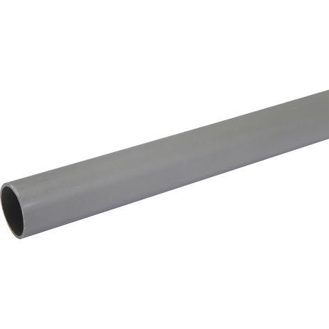 Tube Dévacuation Pvc De Diamètre 32 Mm Long 1 M Leroy