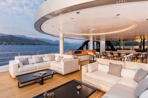 Luxury Yacht SUERTE
