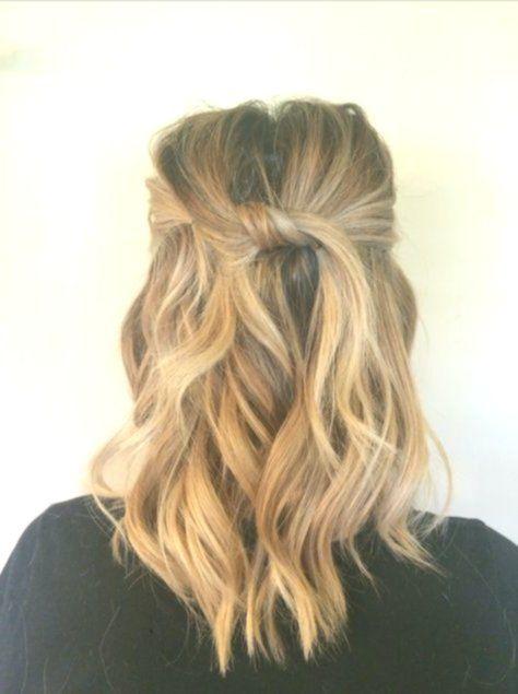 Beach Waves Selber Machen Anleitung Stylingideen Medium Hair Styles Short Hair Updo Hair Styles