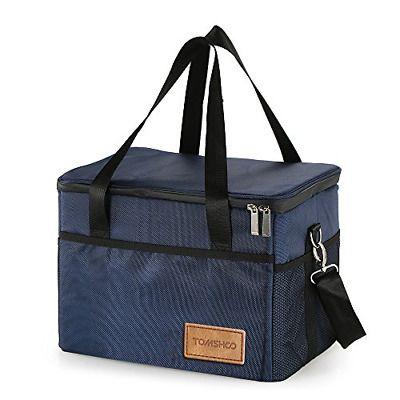 Ad Ebay Tomshoo 38 Can Soft Cooler Insulated Cooler Bag High Density Insulation Hot Or Cooler Tote Bag Bags Cooler Bag