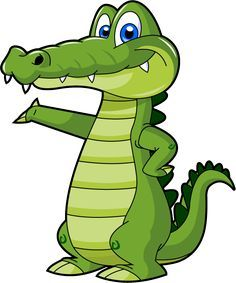 gator clip art use these free images for your websites art rh pinterest com cartoon gators clipart cartoon alligator clipart