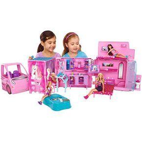 Barbie Sisters Deluxe Camper Juguetes De Barbie Mattel Barbie Juegos De Muñecas