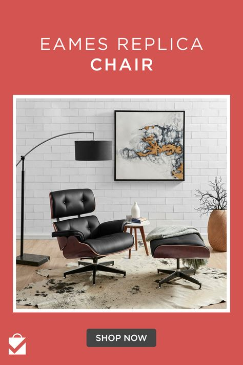 Stylish & Comfortable Eames Replica Chair