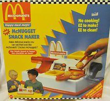 1993 Mattel McDonald/'s Happy Meal Magic Snack Maker Refill Pak #10656
