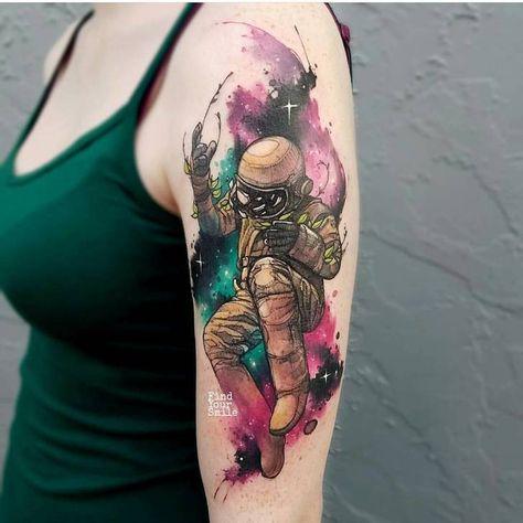Tattoo art by Russell Van Schaick, Orlando - Album on Imgur