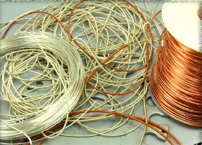 Amazing conversion chart (PDF) to calculate how much wire you need to coil-wrap any size wire over any size core-  #Wire #Jewelry #Tutorials