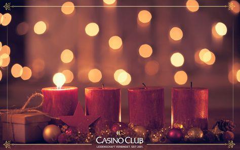 advent #CasinoClub wünscht einen...