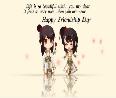 7 Best Friendship Day Wallpapers 2017 Images On Pinterest | Friendship Day  Wallpaper, Backgrounds And Tapestries