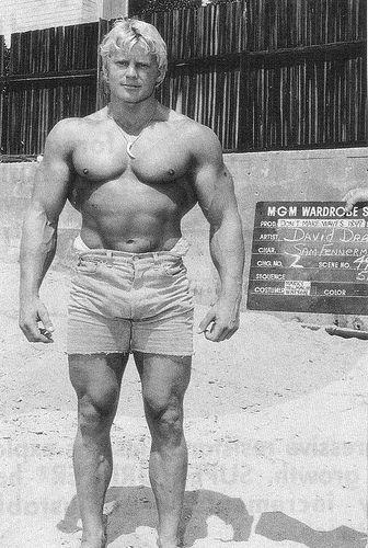 Draper Died Who Dave Bodybuilders Bodybuilding Have