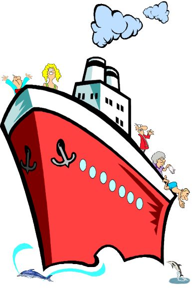 Cruise Ship Or Nursing Home This Is Funny The Writer Says That - Animated cruise ship