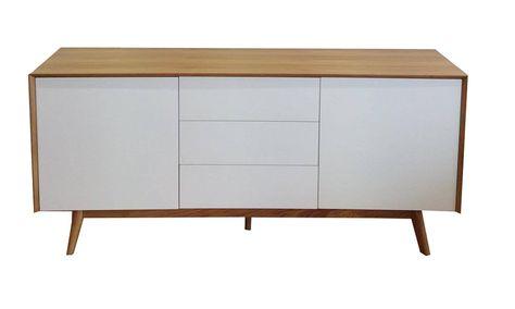 Retro Scandinavian Style Buffet Sideboard Sideboard Scandinavian Style Buffet