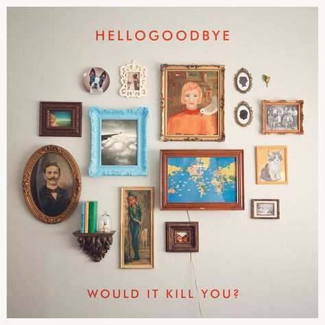 Hellogoodbye album cover