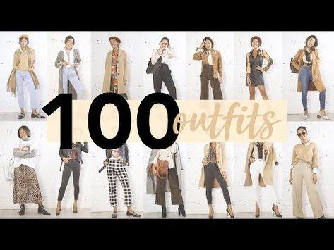 94f60e9c0e4 100 CASUAL OUTFIT IDEAS - YouTube
