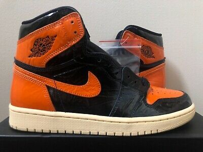 Ebay Sponsored Air Jordan Retro 1 High Og Shattered Backboard 3 0