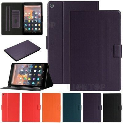Ebay Link Ad Leather Case Cover For Amazon Kindle Fire Hd 7 8 10 2020 2015 5 6 7 8 9th Gen In 2020 Kindle Fire Hd Amazon Kindle Fire Kindle Fire