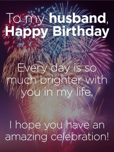 Happy Birthday Wishes For Husband Birthday Quotes For Him