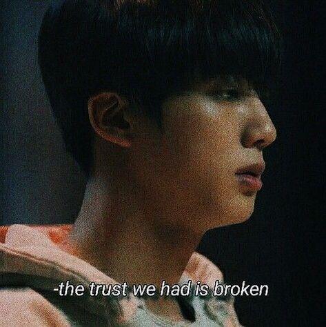 the thrust we had is broken -  - #Broken #thrust