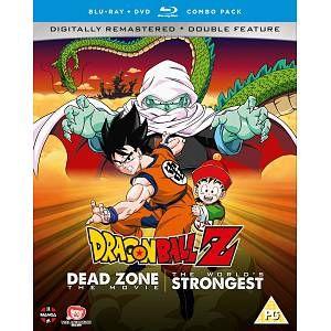 Dragon Ball Z Movie Collection One Dead Zone The World 39 S Strongest In 2021 Dragon Ball Z Dragon Ball Dragon
