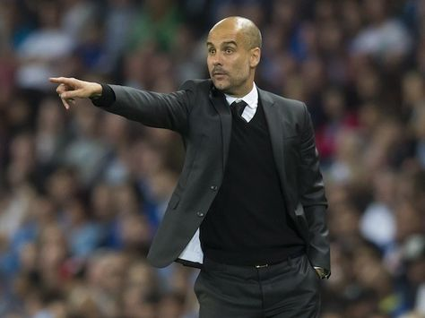 """Pep Guardiola: Manchester City """"not ready"""" to compete with Europe's best sides #Champions_League #Manchester_City #Football"""