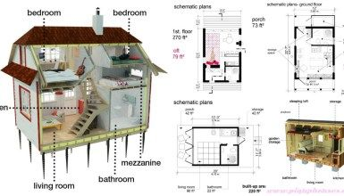 25 Plans To Build Your Own Fully Customized Tiny House On A Budget Tiny House Plans Tiny House Design Tiny House Bathroom