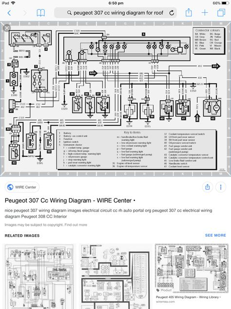 14 Best Car images Peugeot Cc Electrical Wiring Diagram on peugeot 508 wiring diagram, peugeot 307 owner's manual, peugeot 505 wiring diagram, peugeot 307 fuse diagram,
