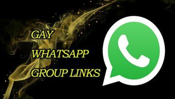 GAY WHATSAPP GROUP LINKS: JOIN 121+ GAY WHATSAPP GROUP LINKS 2019