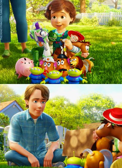 Best Youve Got A Friend In Me Images On Pinterest Toy Story - True identity andys mom makes toy story even epic will complete childhood