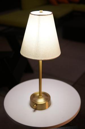 Mini Cordless Buffet Lamp Antique Brass Cordless Lamps Buffet Lamps Rechargeable Lamp