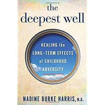 The Deepest Well Healing The Long Term Effects Of Childhood Adversity Adverse Childhood Experiences Adversity Nonfiction Books