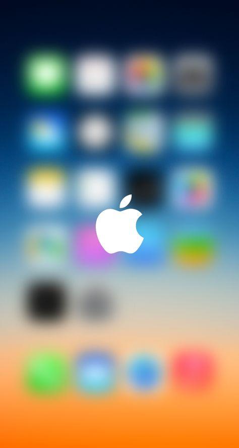 Jd Panosundaki Pin Iphone lock screen wallpaper blurry pin