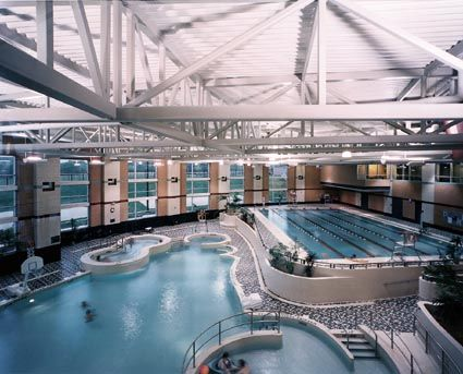 Kent State University Student Recreation Wellness Center