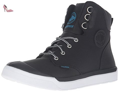 Eu Baskets Chaussures 05144 42 Cuir Palladium Noirblanc Hommes wqXIFP7