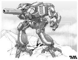 Battletech Griffin By Shimmering Sword On Deviantart Mech Mecha Sci Fi Ships