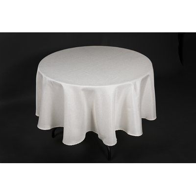 Charlton Home Sharleen Glistening Easy Care Tablecloth Colour