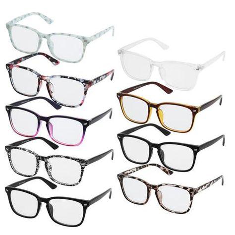 6c9fb1f471 Fashion Men Women Retro Eyeglass Frame Full Rim Glasses Spectacles  Hotmodlilj