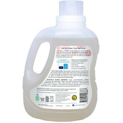 Ecos Magnolia Lily Liquid Laundry Detergent 100 Fl Oz Laundry Liquid Liquid Laundry Detergent Laundry Detergent