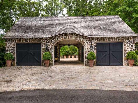 pin von golf auf golf carts pinterest neubau garage und architektur - Umwandlung Von Freistehenden Garage In Wohnraum