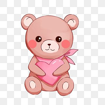 Teddy Bear Png Images Vector And Psd Files Free Download On Pngtree Teddy Bear Cartoon Teddy Bear Clipart Funny Teddy Bear