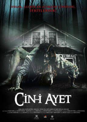 Cin I Ayet 2018 Film Elestirisi Karanlik Sinema Horror Movie Posters Korku Filmleri Korku