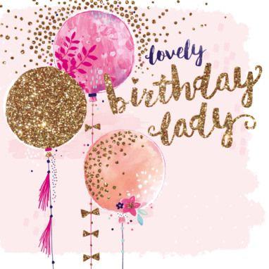 Hedendaags verjaardag vrouw - Google Zoeken | Verjaardagskaart, Verjaardag TW-73