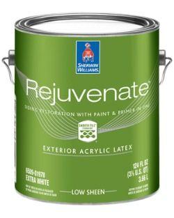 Rejuvenate Siding Restoration Sherwinwilliams In 2020 With Images Rejuvenation Siding Restoration
