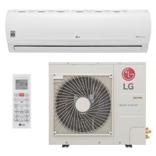Ar Condicionado Split Dual Inverter Lg 31 000 Btus Quente E Frio
