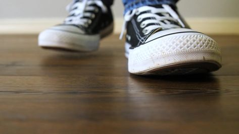Want to remove outside germs that your shoes may have tracked in? Mop up dirt, germs & the toughest viruses with Clorox® Disinfecting Mopping Cloths. They kill COVID-19 Virus in 30 seconds* on floors and are safe to use on multiple surfaces. Simply attach one to your Swiffer® Sweeper, or other mopping tool, to get a powerful clean. Buy them at Walmart and on Walmart.com. *Kills SARS-CoV-2 on hard, non-porous surfaces. Use as directed for other germs.