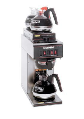 Bunn Commercial Coffee Brewer Vp17 3 Online Only Coffee