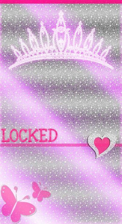 Locked Lock Screen Wallpaper For Girls
